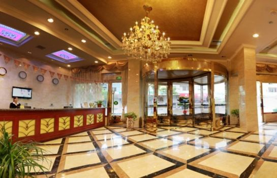 Innenansicht GreenTree Inn Suichang Longgu (Domestic only)
