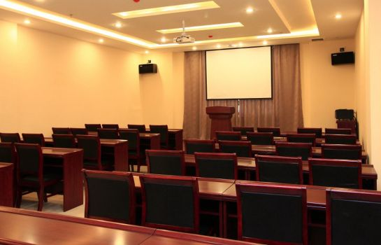 Widok wewnątrz GreenTree Inn JuXian YinXing Avenue Middle ShanDong Road Business Hotel
