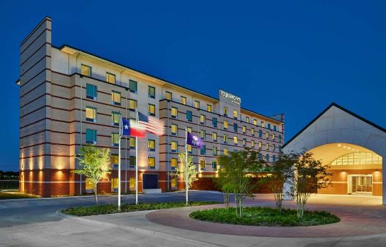Widok zewnętrzny Four Points by Sheraton Dallas Fort Worth Airport North