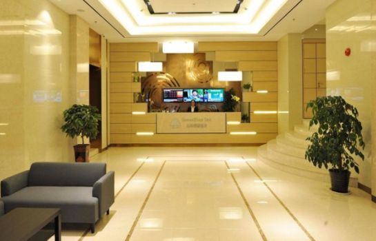 Lobby GreenTree Inn Middle YanChang Road HuTai Road Express Hotel