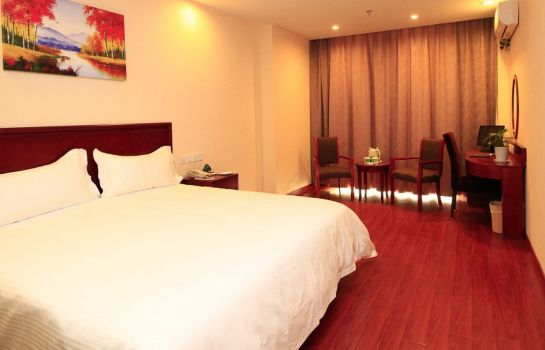 Vista all'interno GreenTree Inn JuXian YinXing Avenue Middle ShanDong Road Business Hotel