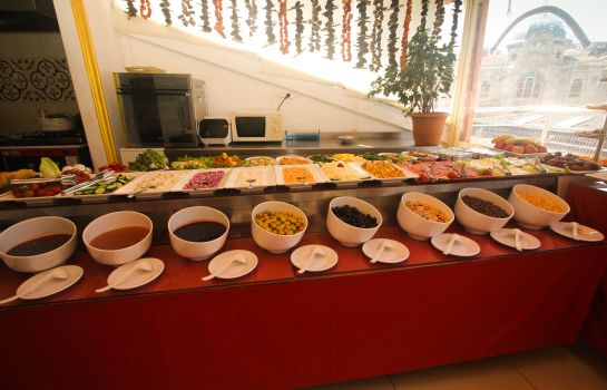 Ontbijtbuffet Venue Hotel Old City Istanbul