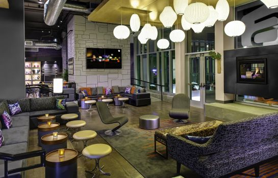 Hotelhalle Aloft Wichita Northeast