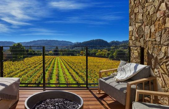 Zimmer Napa Valley  a Luxury Collection Hotel Las Alcobas