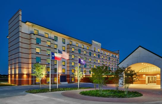Exterior view Four Points by Sheraton Dallas Fort Worth Airport North