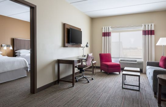 Suite Four Points by Sheraton Dallas Fort Worth Airport North