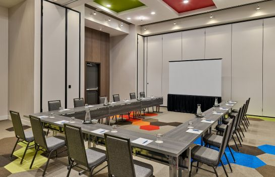 Conference room Four Points by Sheraton Dallas Fort Worth Airport North