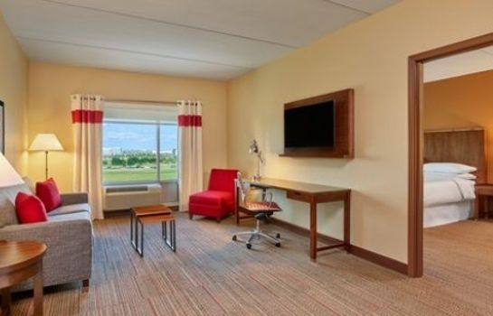 Habitación Four Points by Sheraton Dallas Fort Worth Airport North