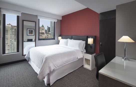 Kamers Four Points by Sheraton Manhattan Midtown West