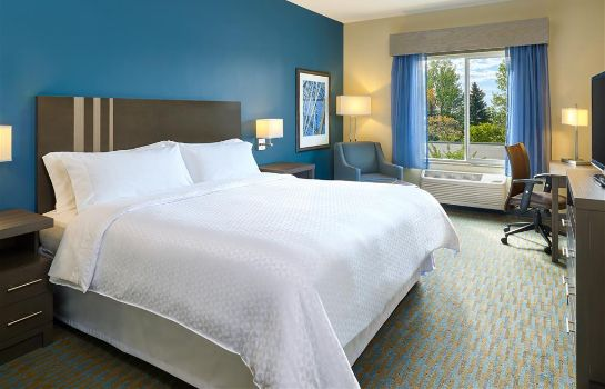 Zimmer Four Points by Sheraton Williston