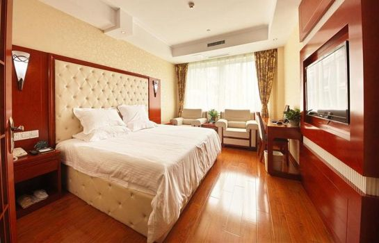 Chambre double (confort) GreenTree Inn Mengcheng Road