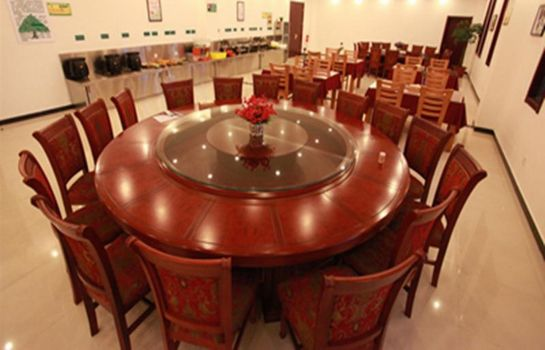 Restaurante GreenTree Inn Penglai Road