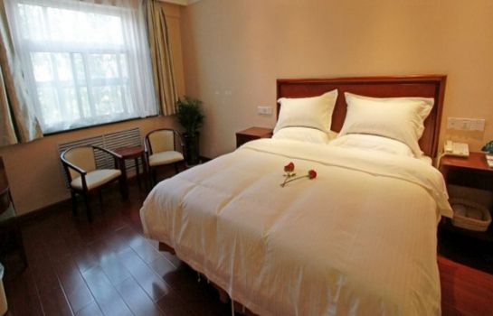Pokój jednoosobowy (standard) GreenTree Inn West JieFang Street South YingXiong Road Express Hotel
