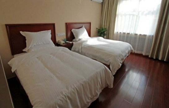 Chambre double (standard) GreenTree Inn West JieFang Street South YingXiong Road Express Hotel