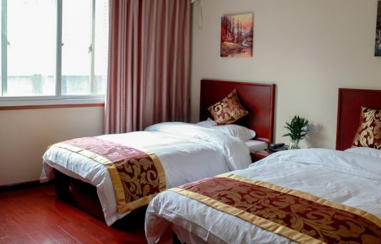 Doppelzimmer Standard GreenTree Alliance JiangSu SuZhou  Xihuan Road Sports center(Domestic guest only)