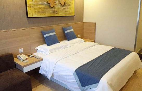 Habitación individual (estándar) GreenTree Inn YanCheng Investment City(Domestic guest only