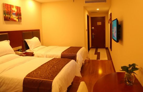 Camera doppia (Standard) GreenTree Inn Tiankang Street(Domestic Guest Only)