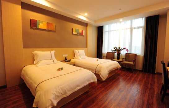 Chambre double (confort) Tong Yue Hotel