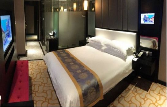 Chambre individuelle (standard) Dijing Hotel