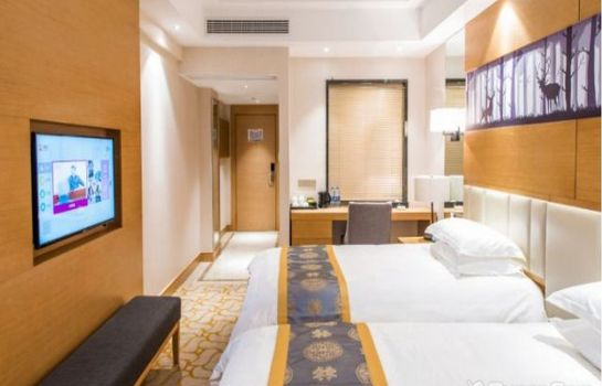 Chambre double (standard) Dijing Hotel
