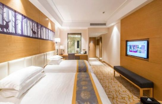 Chambre double (confort) Dijing Hotel