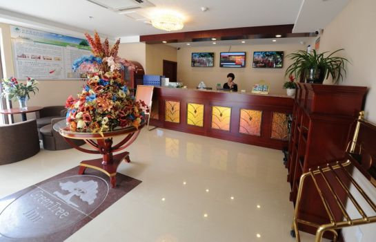 Innenansicht GreenTree Inn YanTai Development Zone International Airport Shell Hotel