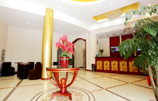 Hall GreenTree Inn LiShui County QinHuai Avenue QingNian Road Business Hotel