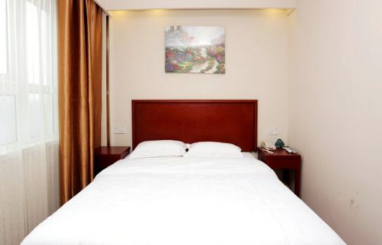 Camera singola (Standard) GreenTree Inn LiShui County QinHuai Avenue QingNian Road Business Hotel