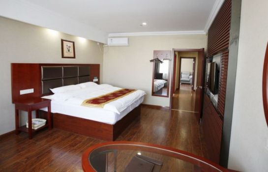 Pokój jednoosobowy (komfort) GreenTree Inn Xiangyu Avenue Huai'an City(Domestic guest only)