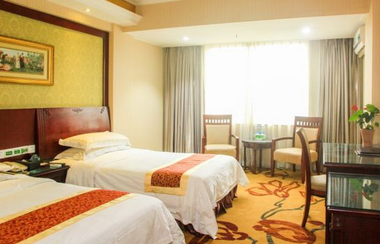 Double room (standard) GreenTree Inn GuangZhou Dayuan Middle Road(Domestic guest only)