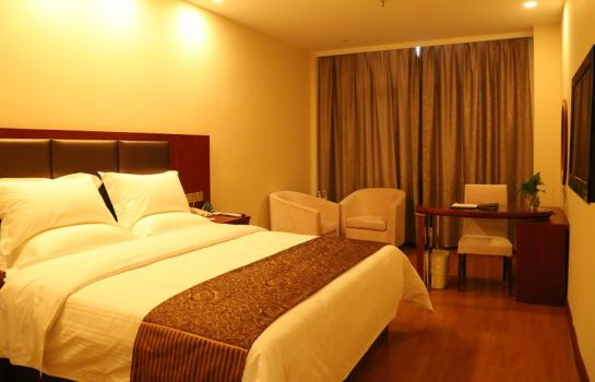 Camera singola (Standard) GreenTree Inn Tiankang Street(Domestic Guest Only)
