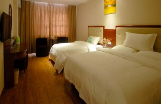 Single room (standard) GreenTree Inn TaiAn Bus Station LingShan Street Express Hotel