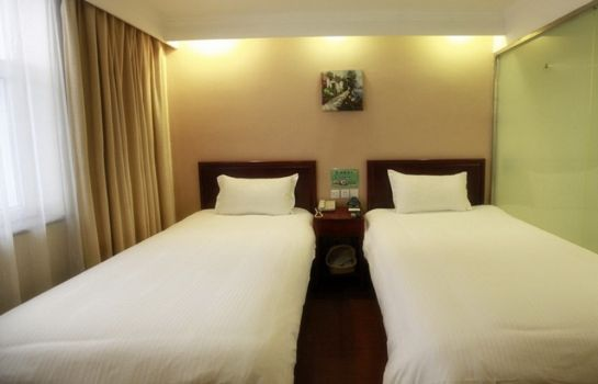 Double room (standard) GreenTree Inn FangZhuang Business(Domestic guest only)