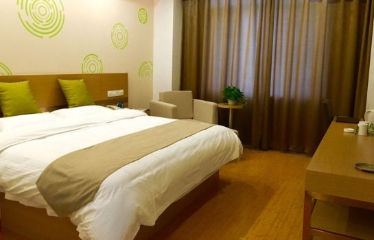 Einzelzimmer Standard GreenTree Inn Xueyuan Road(domestic guest only)