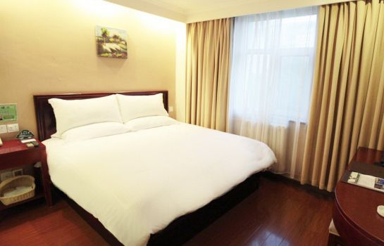 Single room (standard) GreenTree Inn FangZhuang Business(Domestic guest only)