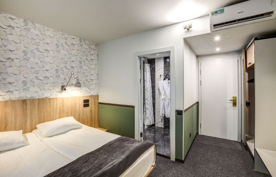 Chambre individuelle (confort) Mops Hotel & Spa