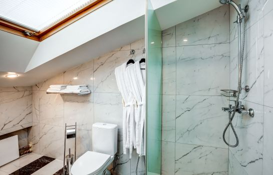 Chambre double (standard) Mops Hotel & Spa