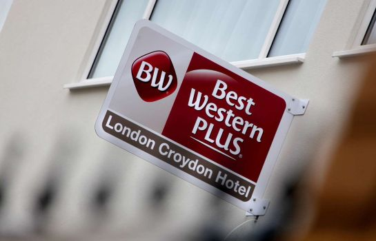 Exterior view Best Western Plus London Croydon Aparthotel