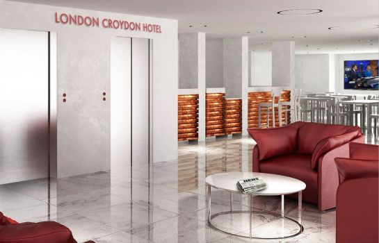 Hall Best Western Plus London Croydon Aparthotel