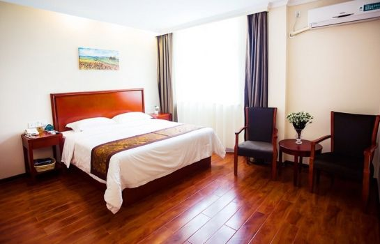 Vista all'interno GreenTree Inn XinXiang LaoDong (S) Street ZangYing Bridge Business Hotel
