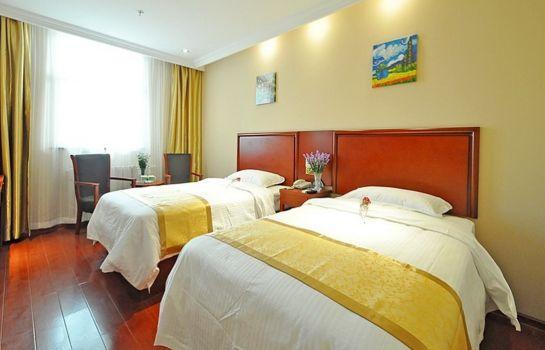 Widok wewnątrz GreenTree Inn Linyi International Convention Center Express Hotel