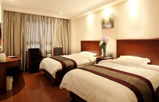 Binnenaanzicht GreenTree Inn XuanCheng Jixi GuangMing Palace Business Hotel
