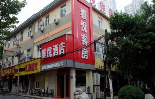 Vista esterna Joyinn-Jinan Qianfoshan Branch Domestic only