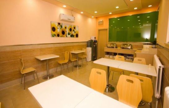 Restaurante Joyinn Jinan Shifan Road Military Main Hospital Branch
