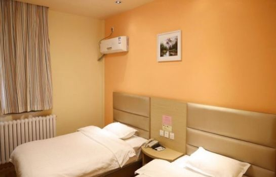 Habitación doble (estándar) Joyinn Jinan Shifan Road Military Main Hospital Branch