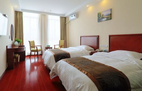 Vista all'interno GreenTree Inn NanJing South Railway Station South Square Express Hotel