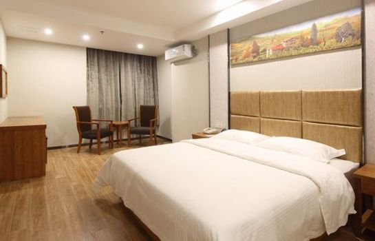 Widok wewnątrz GreenTree Inn Yancheng Yandu Bus Station Middle Daqing Road Express Hotel
