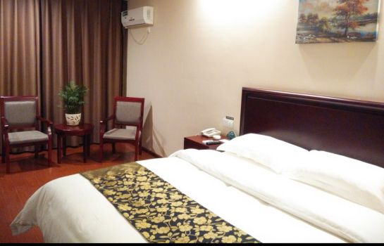Vista all'interno GreenTree Inn QinYang Middle HuaiFu Road Express Hotel