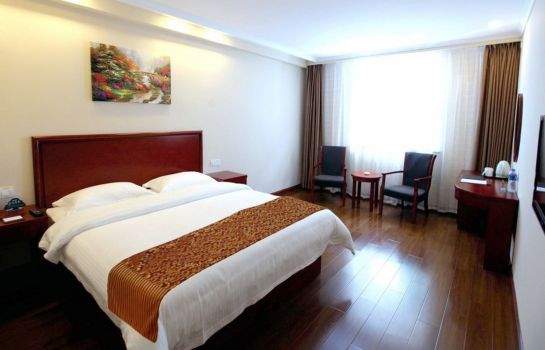 Widok wewnątrz GreenTree Inn YunCheng South of Railway Station North FengHuang Road Shell Hotel