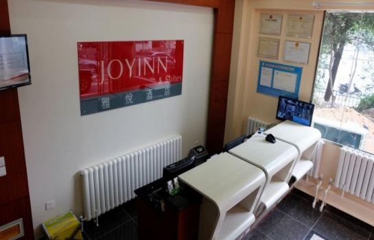 Hall Joyinn-Jinan Qianfoshan Branch Domestic only